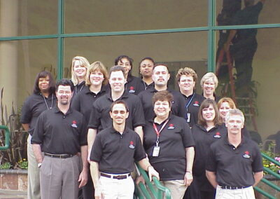 Training Manager of this group for US Census, Troy Systems (Dyncorp & TRW)