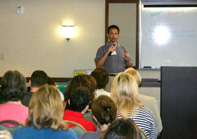 Keynote Speaker on Coaching Competency